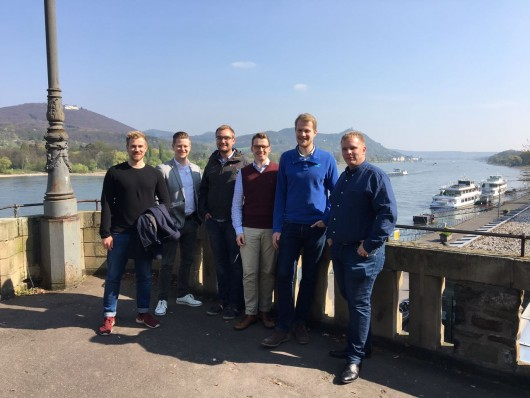 Produktive Vereinsgespräche in einem der bedeutendsten Orte Deutschlands – YES MeetUp 2017