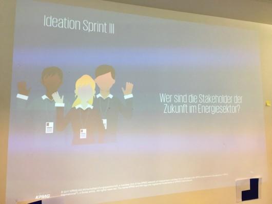 Design Thinking für die Energiewelt von morgen im KPMG Ignition Center in Köln