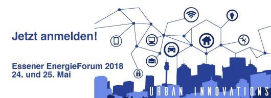 Urban Innovations zur Umsetzung der Energiewende