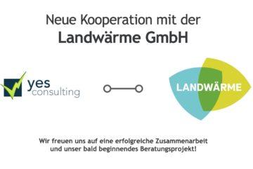 Kooperation mit Landwaerme